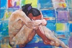Nudo arlecchino due (2006)