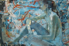 Nuda in acquario (2009)